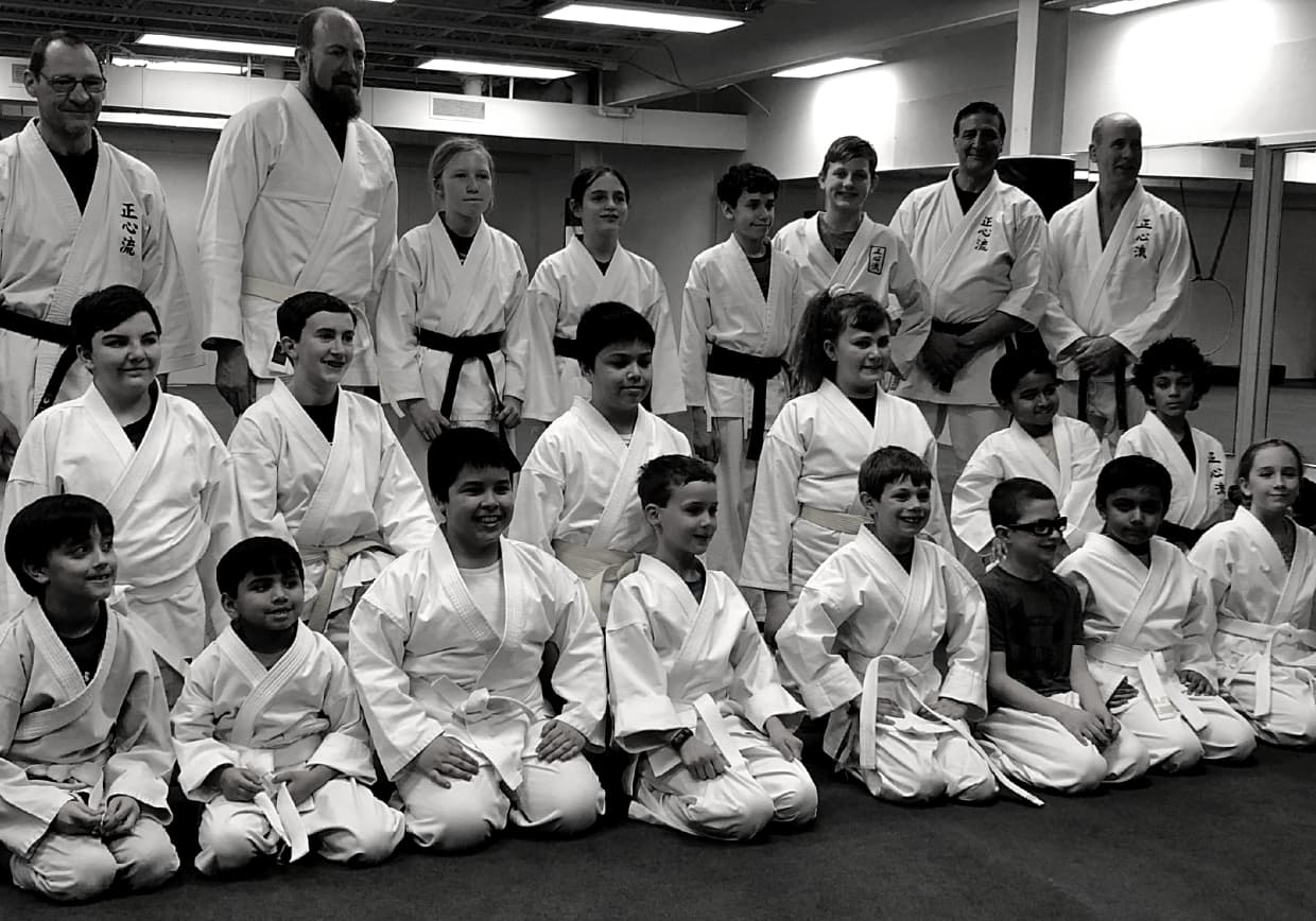 Youth Class: Age 5 to 13